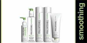 Smoothing Paul Mitchell / Выравнивание