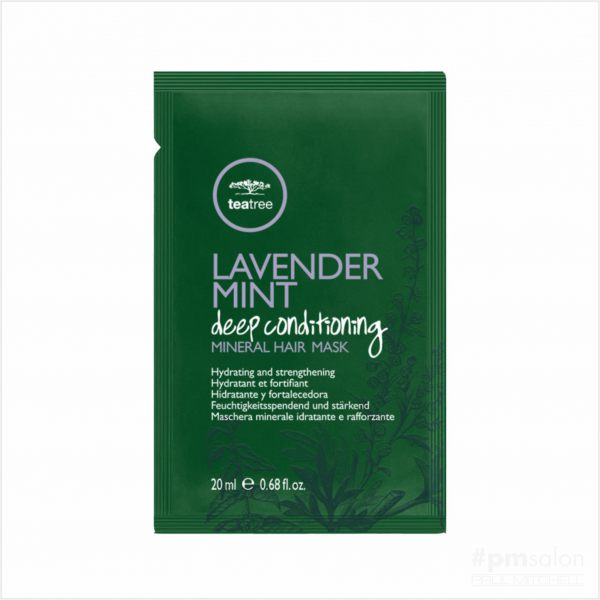 Lavender Mint Deep Conditioning Mineral Hair Mask